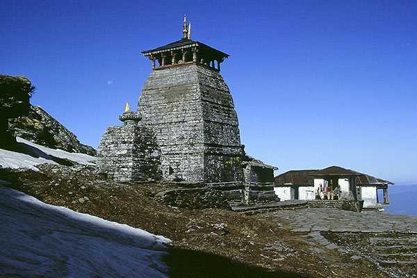Ardhnarishwar Temple mandi