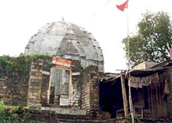 Kalanjari-Devi Temple