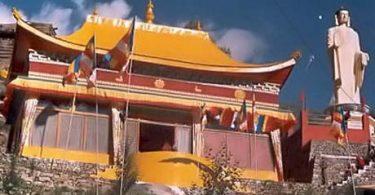 Mahabodhi Buddhist Temple