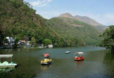 Renuka lake Sirmaur Himachal Pradesh