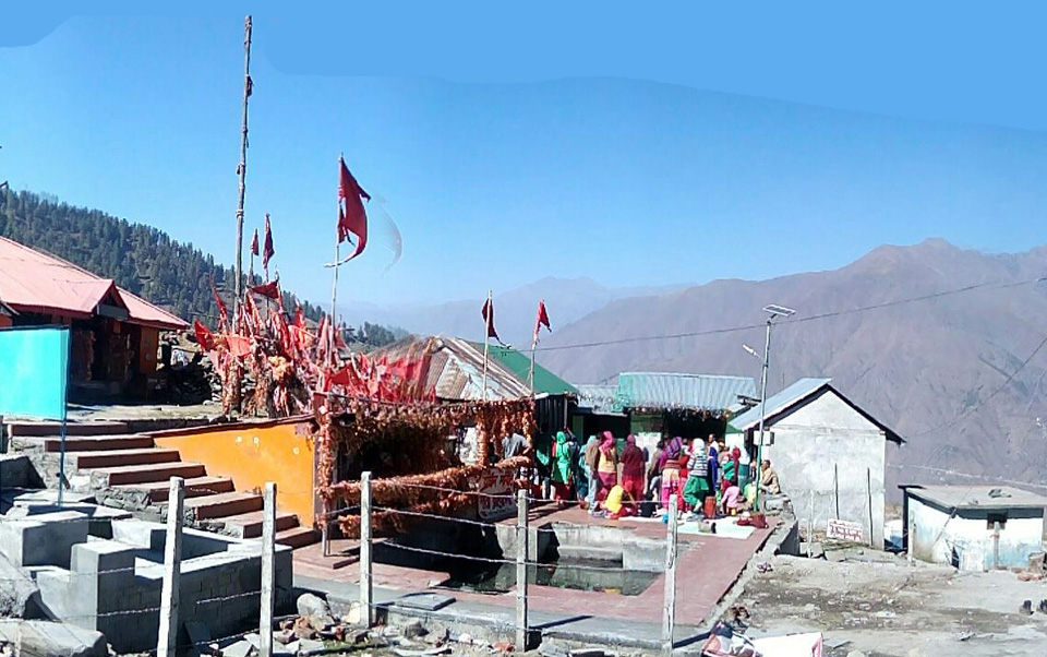 Bharmani Mata Temple