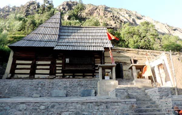 Mrikula-Mata-Temple